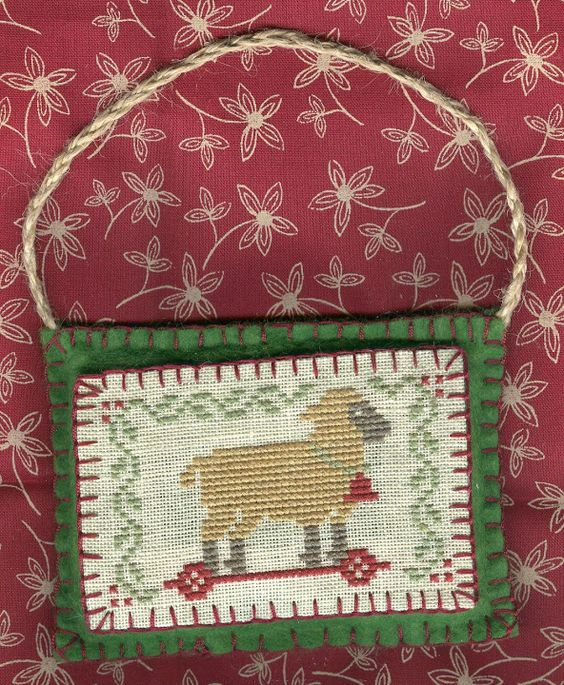 Christmas Ornaments - Katla Adams - Picasa Web Album Punto croce