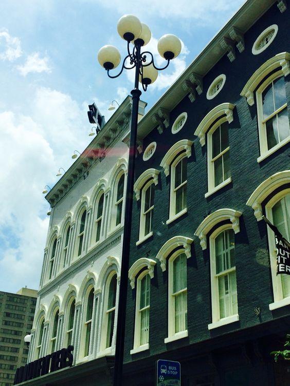 Downtown Lexington, KY - The Square