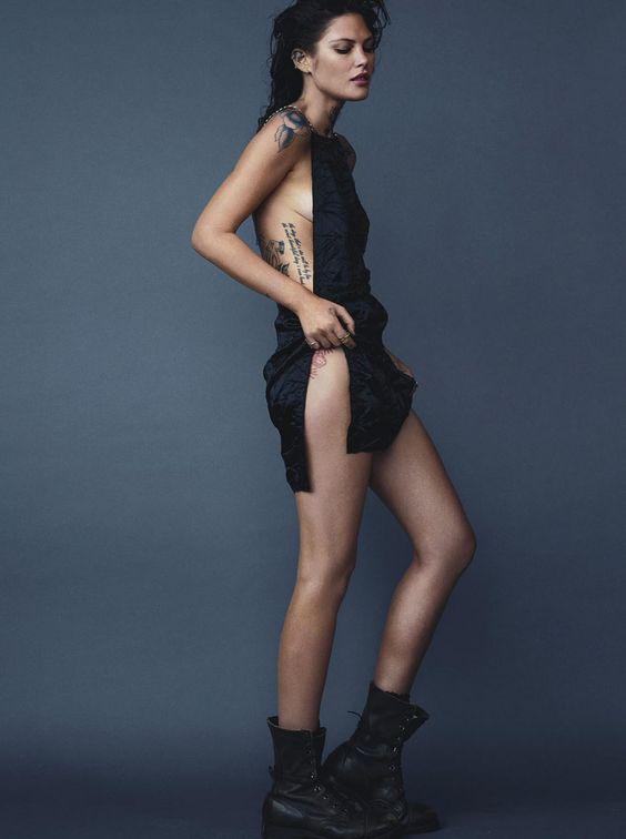 dare: catherine mcneil by mario testino for vogue australia april 2016 | visual optimism; fashion editorials, shows, campaigns & more!