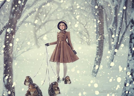 fantastiques photos de contes de fees de margarita kareva 22   Les photos contes de fées de Margarita Kareva   photoshop photographe photo M...