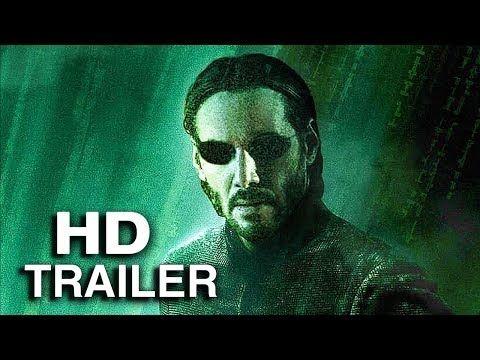 The Matrix 4 Reborn 2021 Movie Teaser Trailer Concept Keanu Reeves Priyanka Chopra Youtube In 2020 Movie Teaser Keanu Reeves Movies