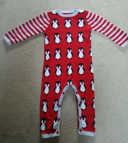 Baby boy girl Christmas penguin romper onesie 12-18 months https://t.co/f1MTjwcSMJ https://t.co/Hf4xTCjGWA