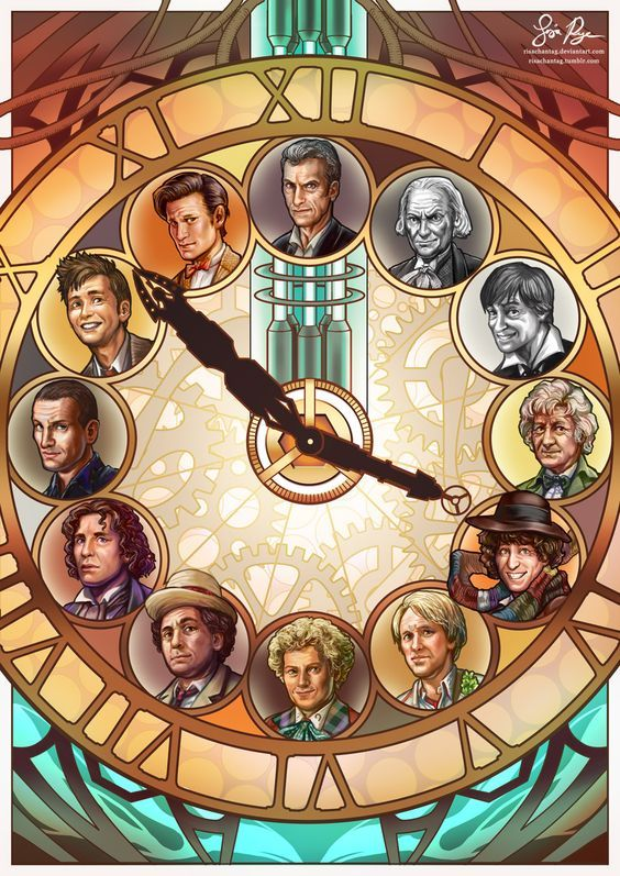 Doctor Who: Through Time and Space by Risachantag.deviantart.com on @DeviantArt #doctorwho: