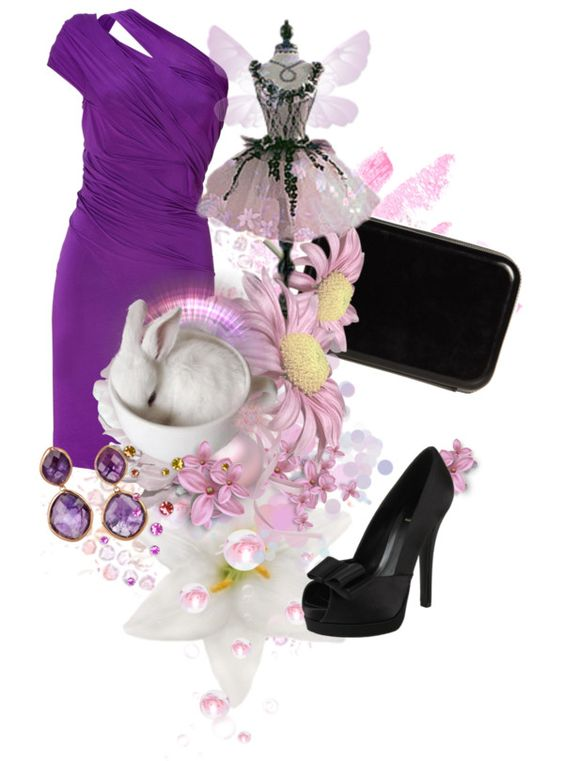 """purple"" by jenreed0215 on Polyvore"