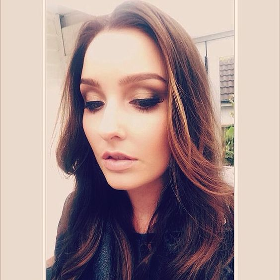 Makeup for this babe www.meaganmakeupartist.co.nz