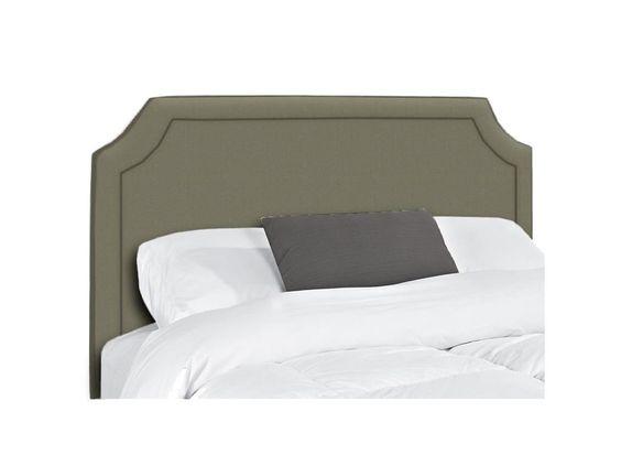 Amazing Simple Elegance Bedroom Gretchen Head Board 65 578 050 HDBRD   Doughtyu0027s  Furniture Inc.