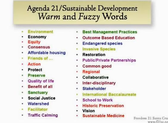 23 best Agenda 21-Wake Up America! images on Pinterest - mutual consensus