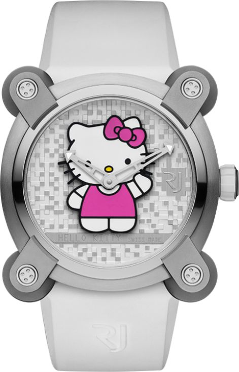 Romain Jerome RJ X Hello Kitty