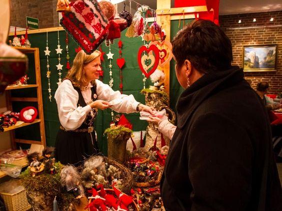 Skandinavische Weihnachtsmärkte