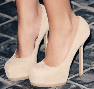 Perfect nude pumps!
