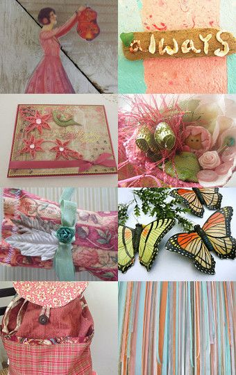 A little bit of everything I love.... by Ronda on Etsy--Pinned with TreasuryPin.com