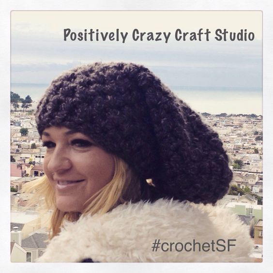 Style fashion hats from Basia's Hat Factory San Francisco / custom orders #crochetSF