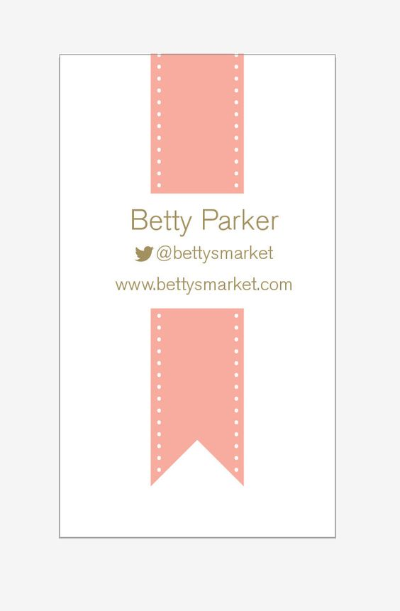 Flag Business / Calling Card. $220.00, via Etsy. | Calling Cards ...