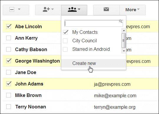How To Create Gmail Distribution Lists Productivity Portfolio List Distribution Helpful Hints