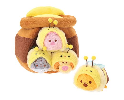 Eeyore Disney Tsum Tsum Tigger Piglet Minnie Mouse: Honey Bees, Bags And Winnie The Pooh On Pinterest