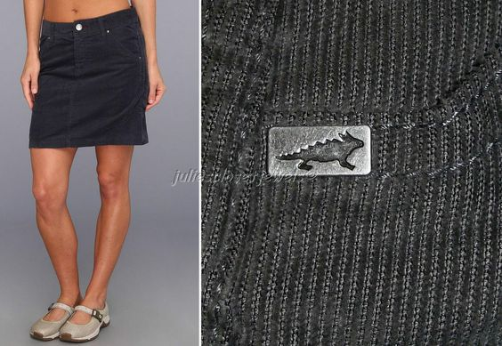 Horny Toad Coriander Skirt Adventure Travel Active Casual 4 (FIT: 6 to 8) LKNEW #HornyToad #ALine