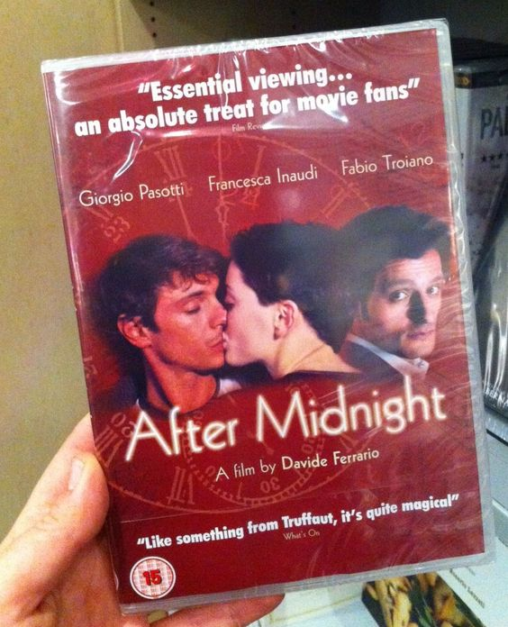 "Our #DVDofTheWeek is ""After Midnight"" by Davide #Ferrario. You can find this DVD in #London also at The Italian Bookshop, the only place with the largest collection of Italian DVD with English subtitles. (Do you like Italian Cinema? Support our ""Italian Docs Online"":#IDO14"