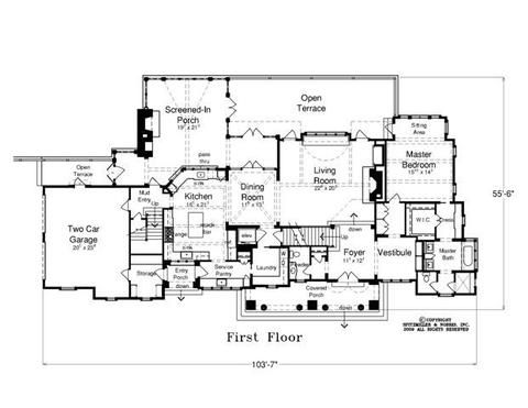Nantucket Country House House Plans Beach House Plans New House Plans