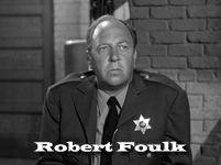 Robert Foulk as Sheriff Miller