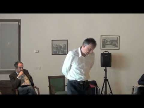 "Workshop ""Any story is"" :: festival italo-irlandese – Monologo di Fabio Bussotti II parte"