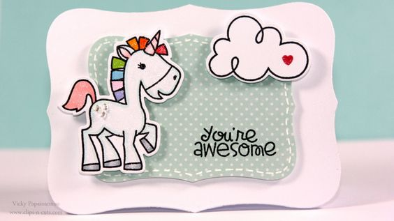 Featuring Paper Smooches: You're awesome