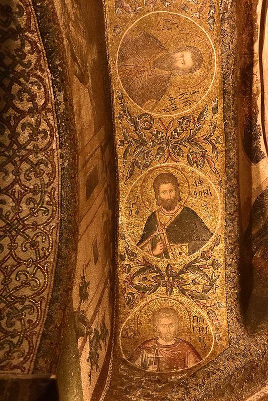 San Salvador de Cora, Estambul, Turquía