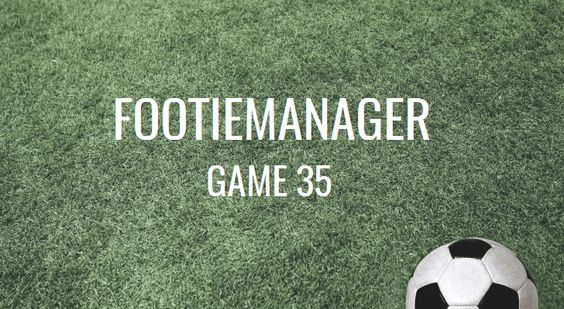 FootieManager new premier game 35 | Browser game news ...
