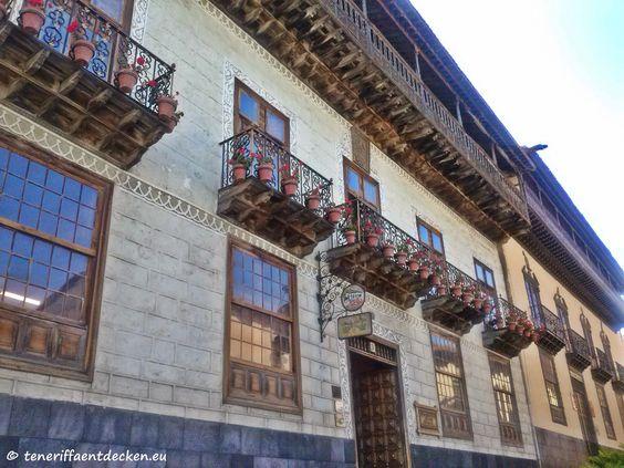 La Casa de los Balcones