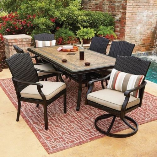 Round Patio Furniture Clearance Sale