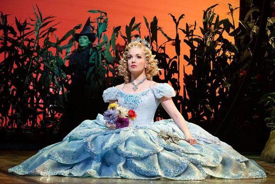 Rachel Tucker Elphaba Wicked Broadway