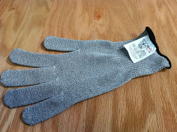 Maxx Wear® Cut Resistant Gloves- EXTRA LARGE  Need extra hand protection when preparing food? Use Maxx Wear® Cut Resistant Gloves. Available at FoodVacBags.com
