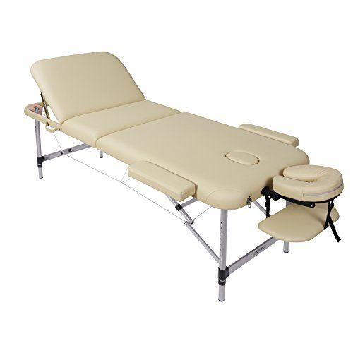 Lettino Massaggio Portatile In Alluminio.Massaggio Bellezza Trattamento Letto Divano Tavolo Letti Sedia