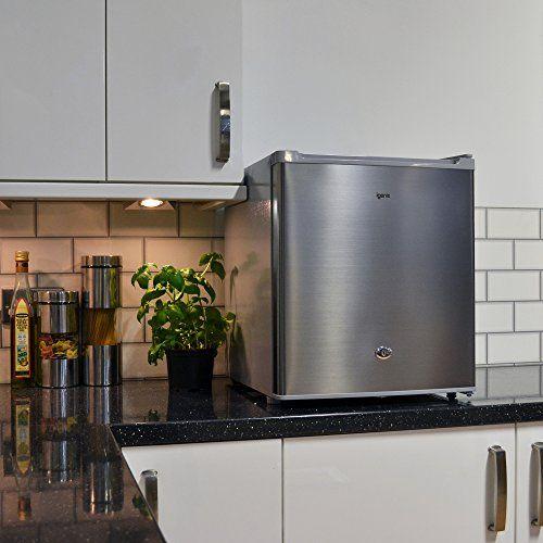 Igenix Ig3751 Counter Top Freezer With Lock 35 Litre Countertops Compact Freezer Appliances Direct
