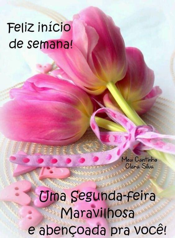 Feliz segunda feira bom dia 32 - ImagensBomDia.net