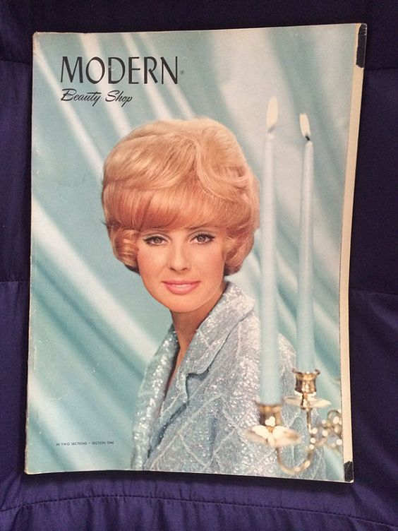 Modern Beauty Shop November 1966 Section one by WigMastersDream, $11.50