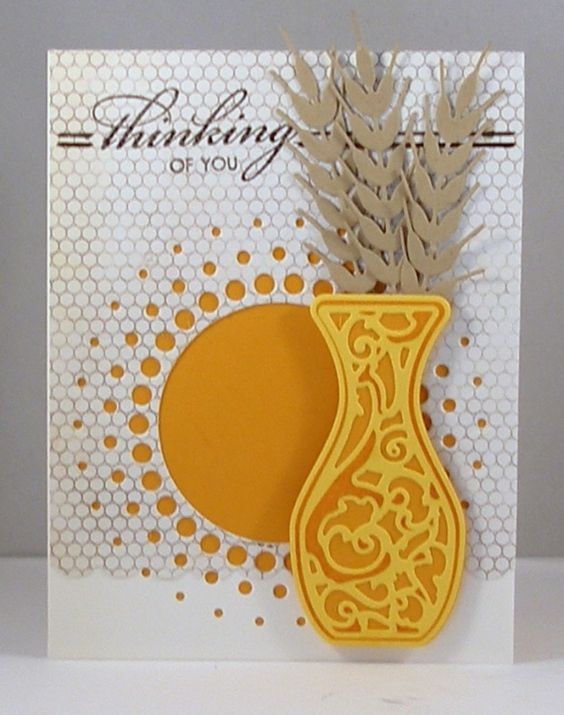 SC633 Vase of Wheat_lb