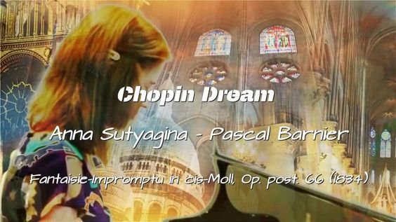 Chopin's  Dream - Fantasie Impromptu op. 66