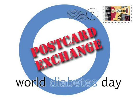 It's the World Diabetes Day Postcard Exchange video! Every Like and Share is a vote that will help the project receive a micro-grant to help reach more people and stay better connected to participants!