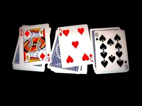X Ray Vision Easy Card Trick For Beginners Revealed Card Tricks Magic Card Tricks Card Tricks For Beginners