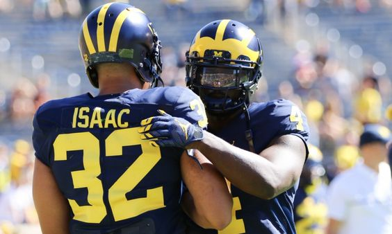 Michigan RBs flex enough vs Hawaii to instill confidence = ANN ARBOR, Mich. — Michigan rushed for 306 yards during its 63-3 season-opening win over Hawaii, with four of its top running backs accounting for 226 yards and three touchdowns.  That's great news for.....