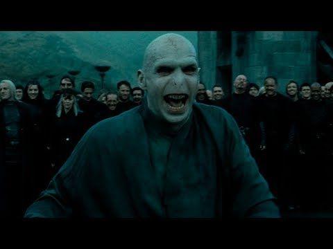 Harry Potter Is Dead Youtube Harry Potter Voldemort Voldemort Harry Harry Potter Movies
