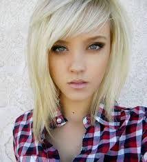 Tumblr Girl Bangs Haircuts