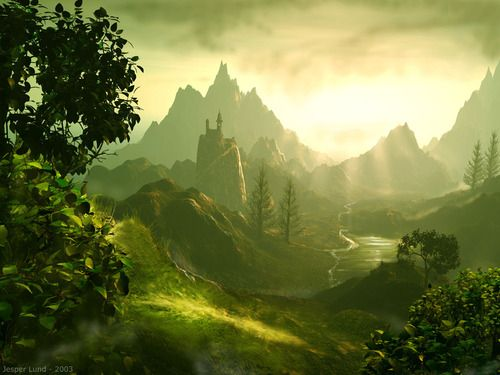 Enchanted world...