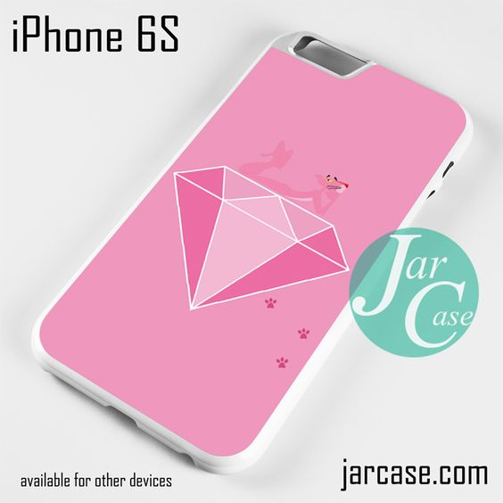 Diamond Pink Phone case for iPhone 6/6S/6 Plus/6S plus