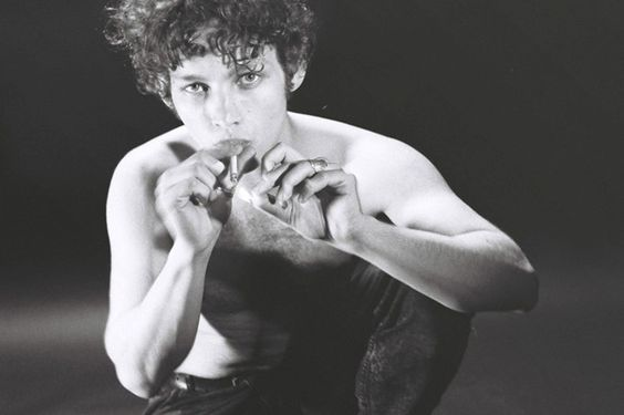 larry clark young - photo #1