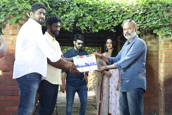 Actor Mahat and Aishwarya Dutta Untitled Movie Launch