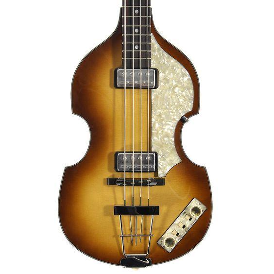 Hofner 500/1 Vintage '62 Bass