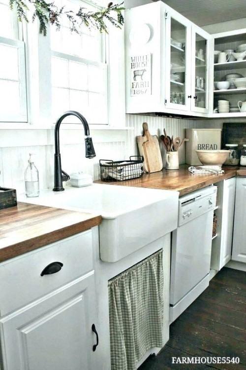 Kitchen Curtains Ideas Uk Farmhouse Kitchen Cabinets Farmhouse