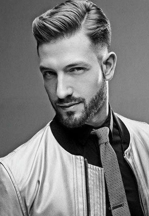 21 Men S Hairstyles Trends For Autumn And Winter 2019 Men Haircut Styles Haircuts For Men Stubble Styles