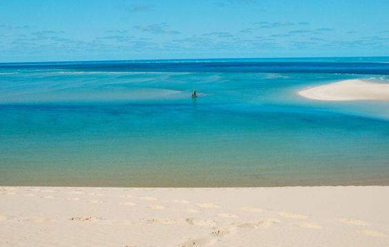 Baie de Maputo, Mozambique